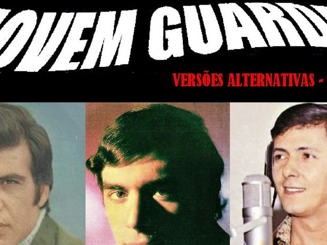 Jovem Guarda - Versões Alternativas - Volume 2