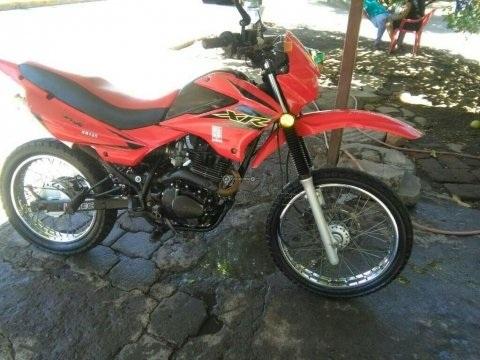 Moto lifan 125