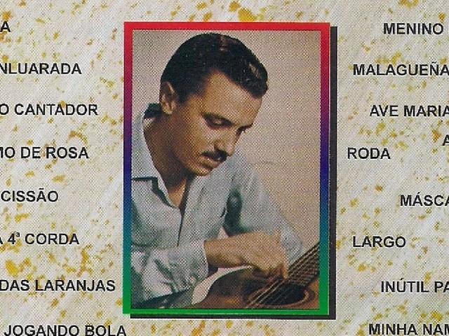 Paulinho Nogueira - 20 Preferidas (CD 1996)