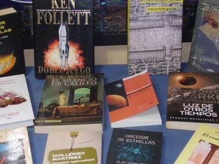 Ciencia ficción para las vacaciones