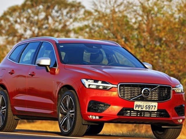 Volvo XC60 2018: preços, consumo e detalhes - Brasil