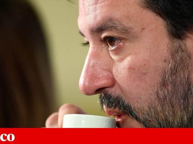Salvini estatela-se nas eleições da Emilía-Romanha