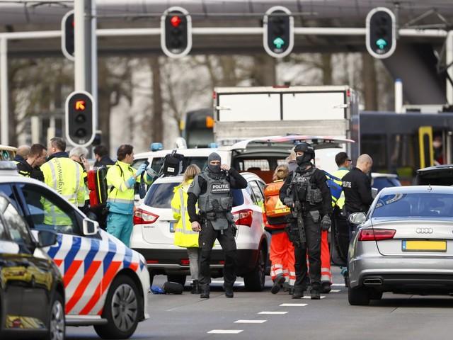 Tiroteio deixa vários feridos em Utrecht, na Holanda