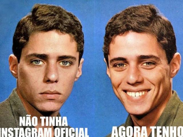Novo rei da internet? Chico Buarque cria Instagram e posta próprio meme