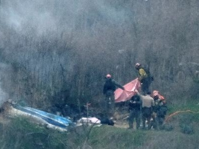 Morte do astro do basquete | Helicóptero que conduzia Kobe não tinha dispositivo de prevenção de impacto