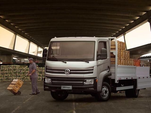 Volkswagen Delivery 6.160 começa a ser vendido