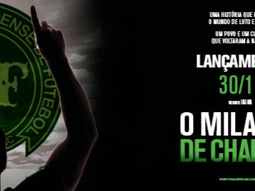 Justiça embarga documentário produzido pela Chapecoense. Vitória dos familiares dos 71 mortos