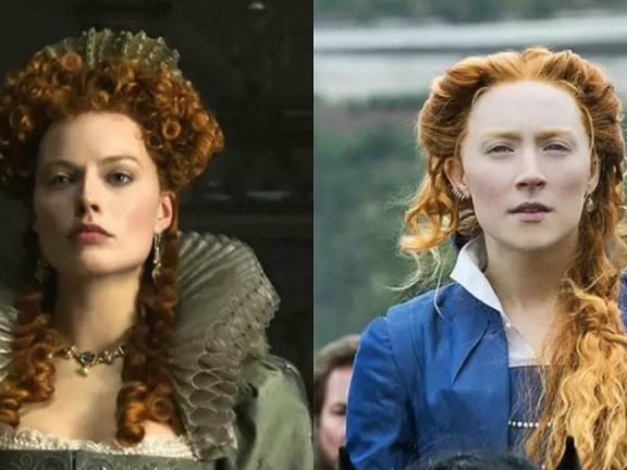 'Mary, Queen of Scots': Primeiras imagens oficiais de Margot Robbie e Saoirse Ronan no drama épico
