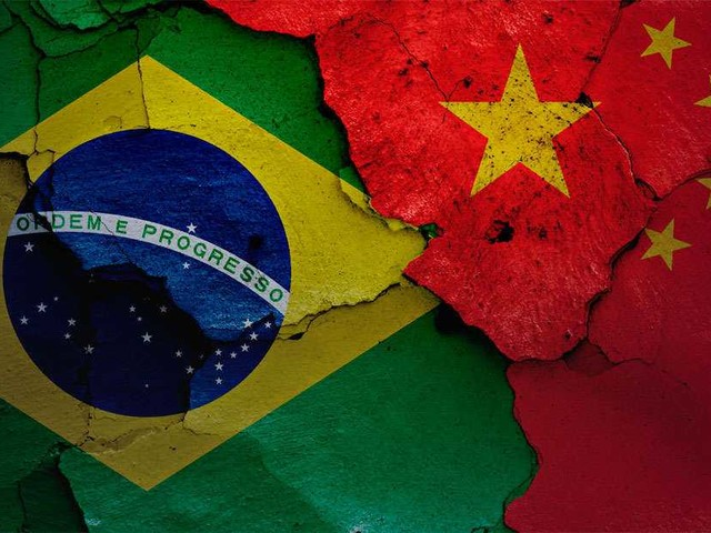 Amid Dispute, Brazil's Exports Depend on China