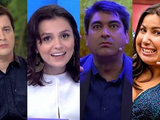 Vídeo Show sofre para se estabilizar na Globo e gera dança das cadeiras interminável