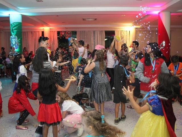 Tradicional Baile de Carnaval Infantil do Sesc AM ocorre nesta sexta-feira (21)