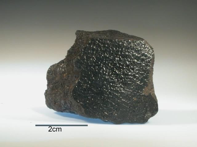 O meteorito que vale R$ 3 milhões e está perdido nos escombros do Museu Nacional