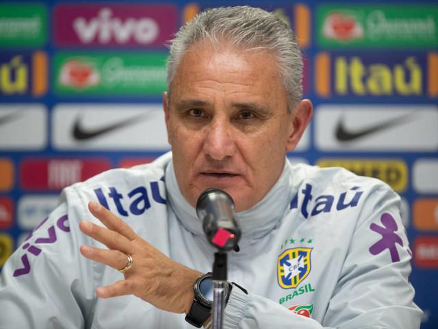 """Tite: """"A coisa que mais motiva é representar a Seleção Brasileira"""""""