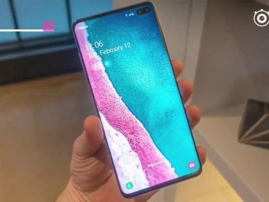 Samsung Galaxy S10 e Galaxy Buds aparecem em comercial de TV antes da hora