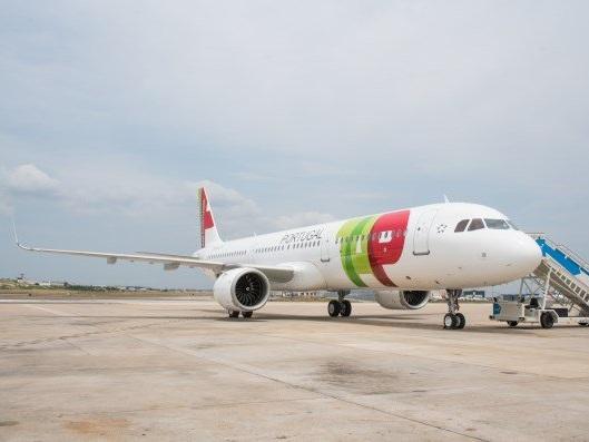 """O novo avião da TAP vai chamar-se """"Zé Pedro"""""""