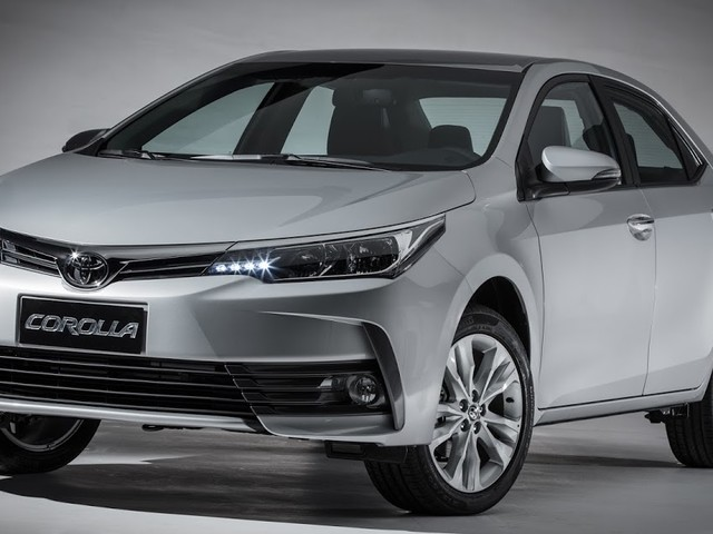 Toyota Corolla 2019 tem descontos para PcD e taxistas