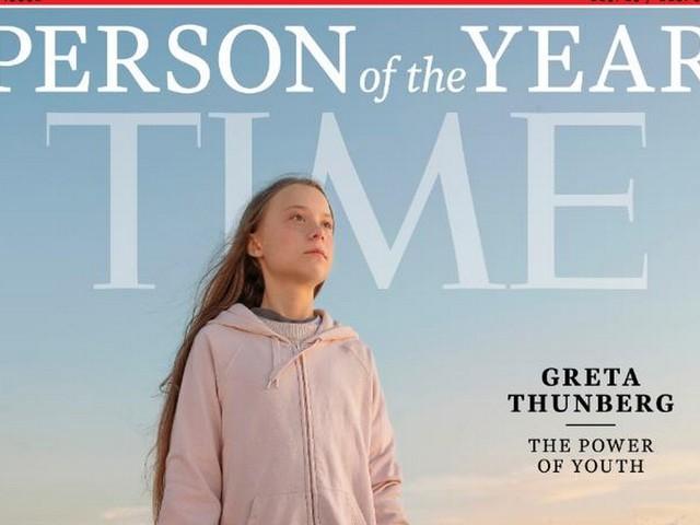 Greta Thunberg é escolhida a personalidade do ano pela Revista 'TIME'