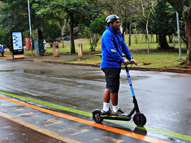 É a vez do compartilhamento de patinetes elétricos chegar ao Brasil