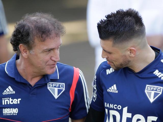 São Paulo já pensa no Palmeiras e fala em tirar invencibilidade do rival