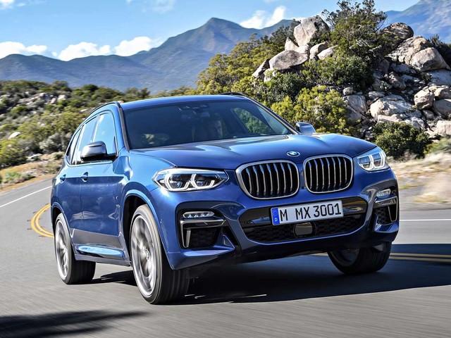 Novo BMW X3 chegará ao Brasil no primeiro semestre de 2018