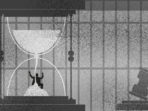 Redução de provisórios é boa notícia em quadro penitenciário dramático