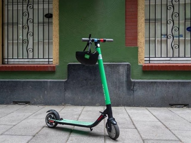 Uber e outras dez empresas querem operar 100 mil patinetes em São Paulo