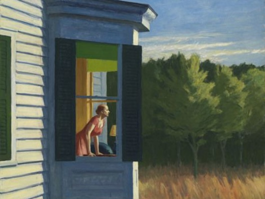 Em casa: Edward Hopper