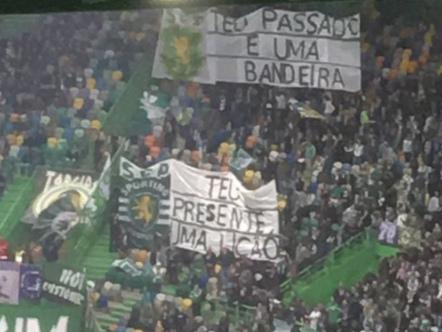 Líder de organizada do Sporting revela que hino do Corinthians inspirou protestos