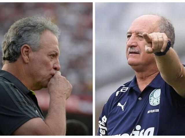 Ranking de treinadores: Felipão segue líder, Mano é vice e Abel chega ao top 10