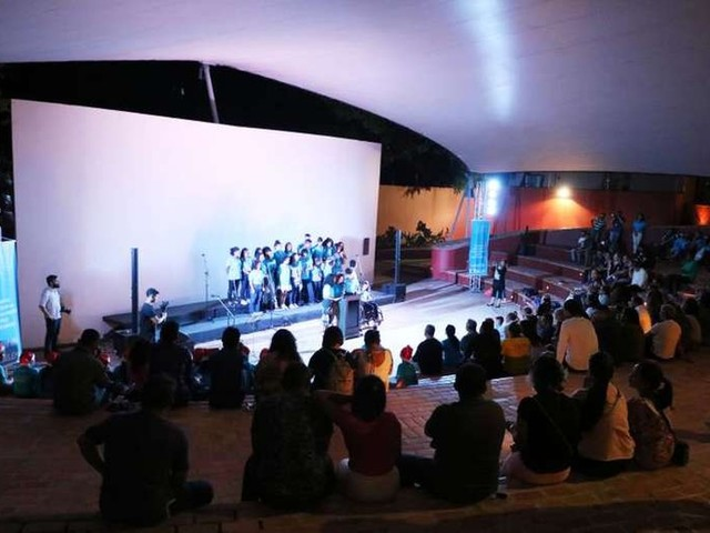 Programação 'Belém em Canto e Luz' traz coral, música e dança