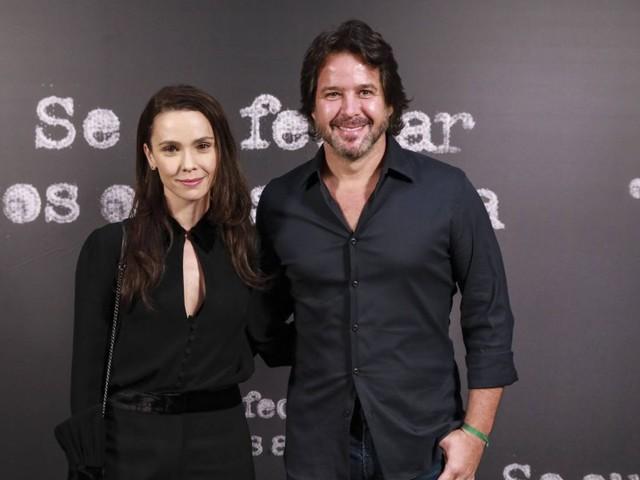 Casal na vida real, Débora Falabella e Murilo Benício repetem parceria em 'Se eu fechar os olhos agora'