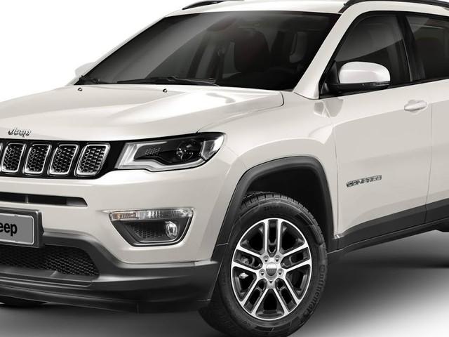 Jeep Compas 2020: aumento de preços e de itens de série