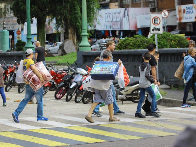Nº de produtos subiu   Governo revê acordo sobre free shops e abre crise no Mercosul