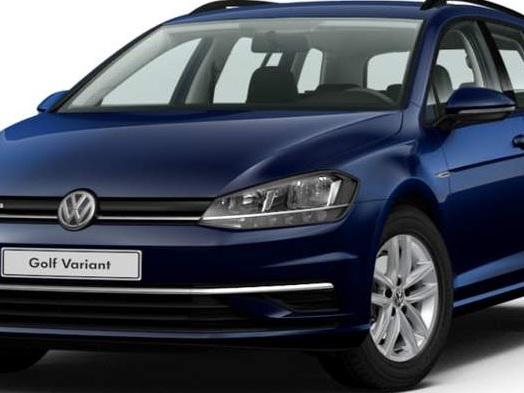Volkswagen Golf Variant TGI 2019: fotos, consumo e preço