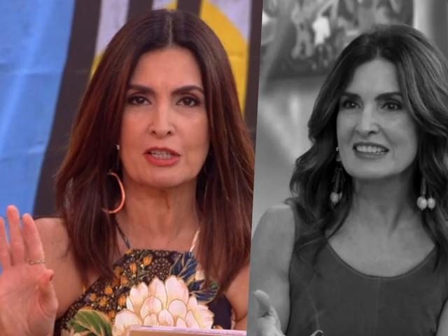 """Fátima Bernardes, após dar detalhes sexuais com William Bonner, tem medo horripilante dito na Globo: """"Não deixem"""""""