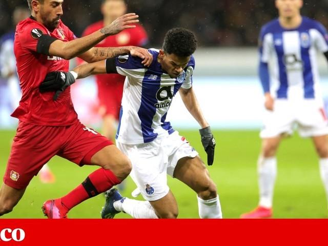 FC Porto reduz estragos com golo de Zé Luís