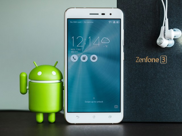 Asus Zenfone 3 update: Android 7.0 Nougat rollout has resumed