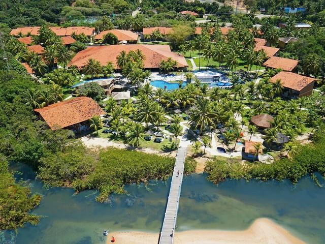 Últimas horas! Pacotes com voos e estadia All Inclusive no Pratagy Resort, em Maceió, a partir de R$ 2.038