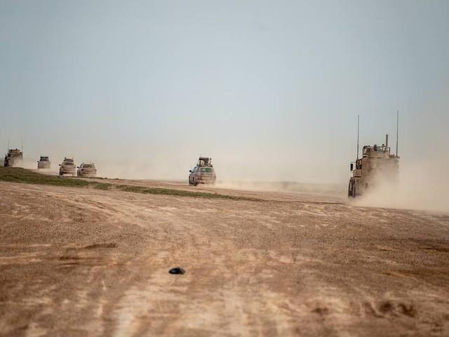 EUA deixarão 200 militares na Síria mesmo após retirada