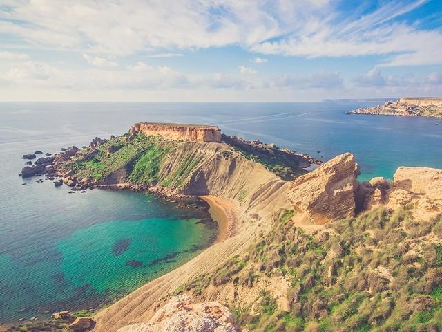 Férias no Mediterrâneo! Passagens promocionais para Malta a partir de R$ 1.842 saindo de São Paulo e do Rio!
