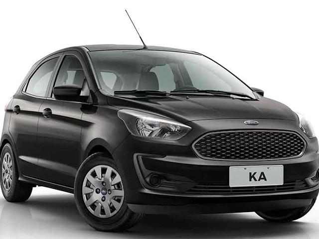 Ofertas Ford – Marca faz ação de vendas para as linhas Ka, EcoSport e Ranger