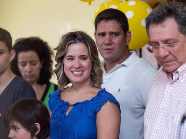 Futura secretária no DF, Ericka Filippelli promete Casa da Mulher 24 horas e nega indicação do sogro