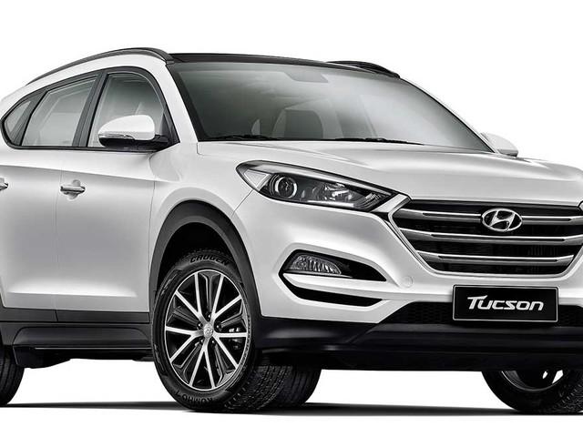 Hyundai New Tucson 2018 ganha nova versão