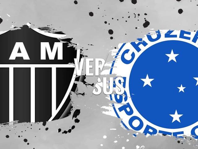 Agora em desvantagem, Galo recebe o Cruzeiro no Independência