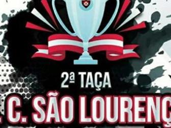 2ª TAÇA E.C SÃO LOURENÇO DE FUTSAL FEMININO