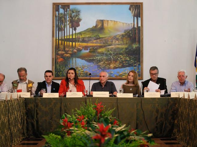 Brazil's President Temer Discusses Massive Venezuelan Inflow