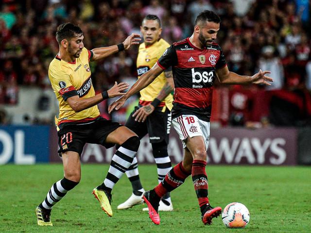 Thiago Maia se emociona ao lembrar momentos pelo Flamengo