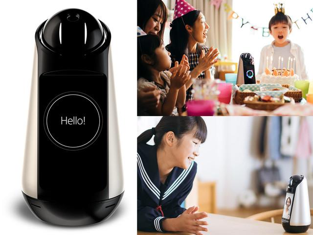 Xperia Hello, o simpático robozinho de mesa da Sony