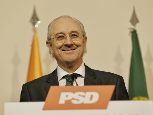 Rui Rio confirmado na sessão de encerramento do Congresso do PSD Madeira