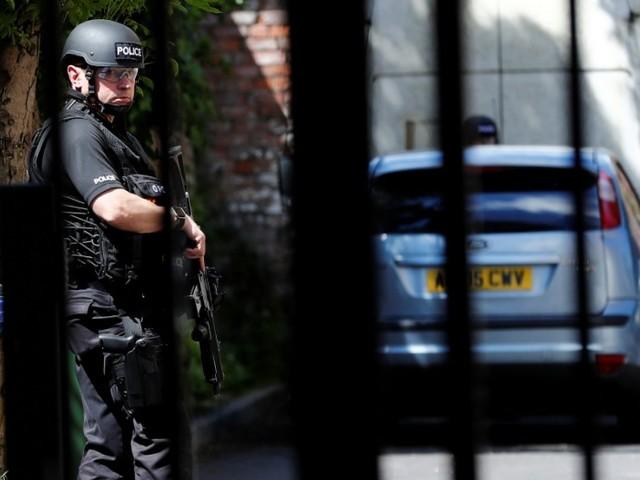 Britische Polizei identifiziert Tatverdächtigen von Manchester